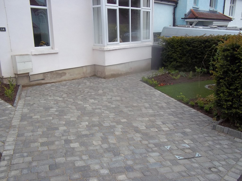 Rumbled Block Paving Supplier Bristol