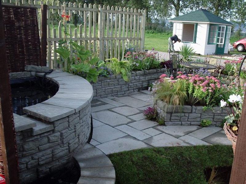 Bowland Stone Greener Garden Designs Bowland Stone