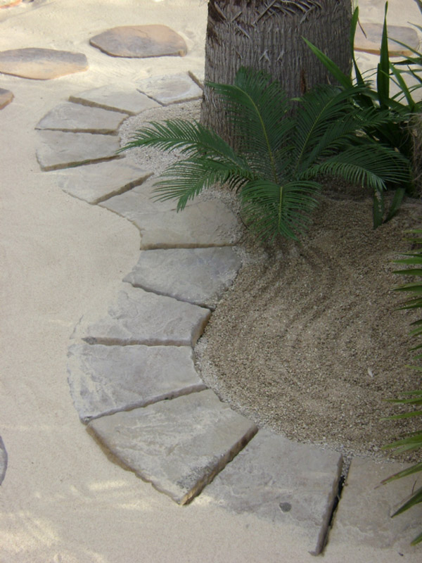Cathedral Radius Paving