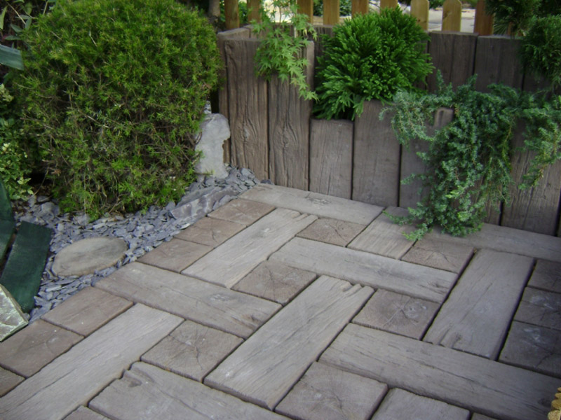 Sleeper Paving