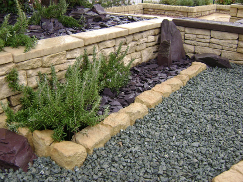 Meadow Walling and Coping and Edging