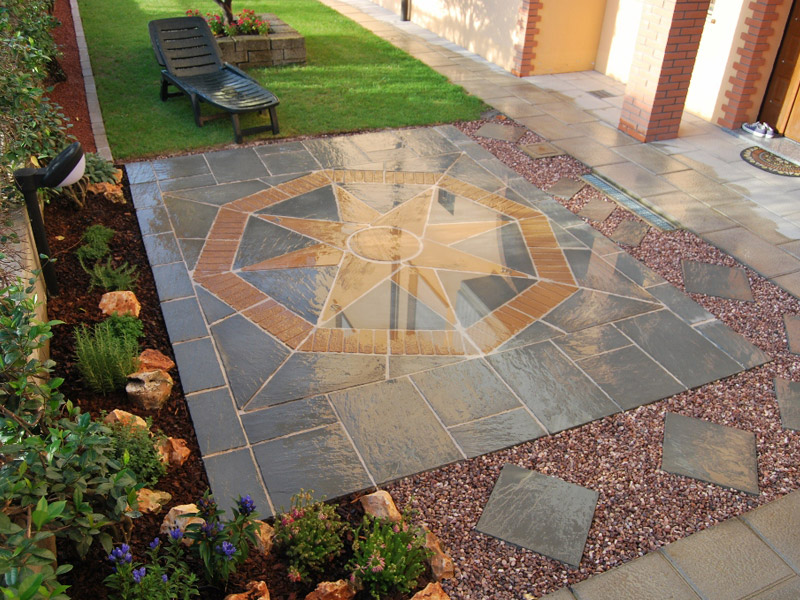 Lakeland Star & Paving (wet)