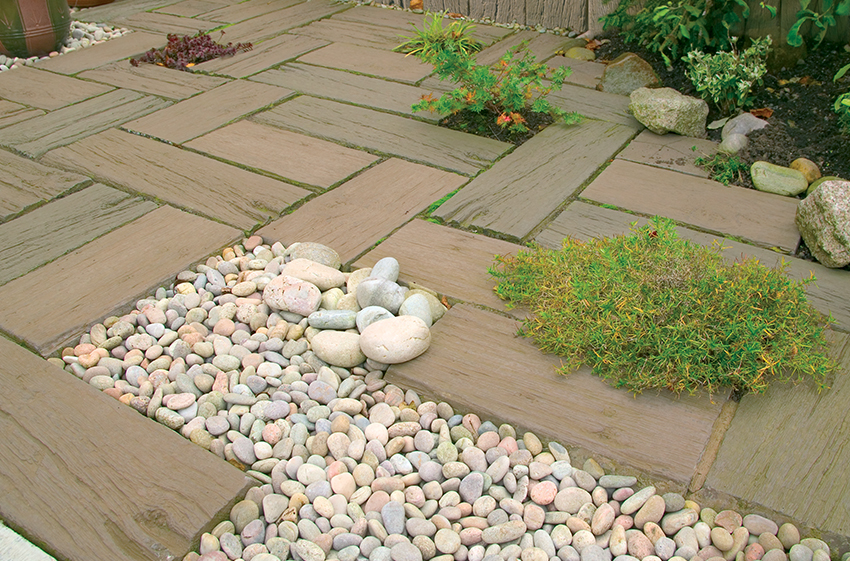 Bowland Stone Sleeper Paving Slabs